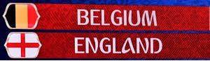 BELGUIM / ENGLAND